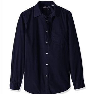 French Connection Corduroy button down shirt